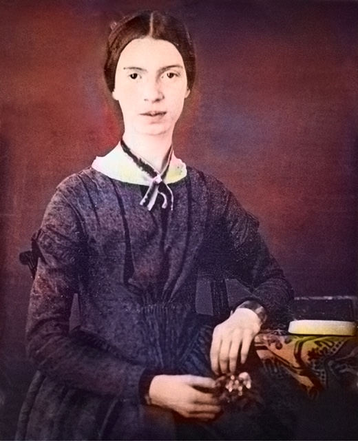 the life of emily elizabeth dickinson There she spent most of her life in the family home that was built in 1813 by her   1830-15 may 1886), poet, was born emily elizabeth dickinson in amherst,.